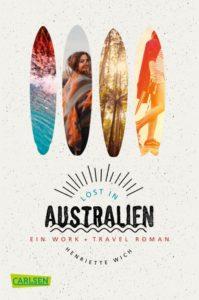 Reiseroman Lost in Australien