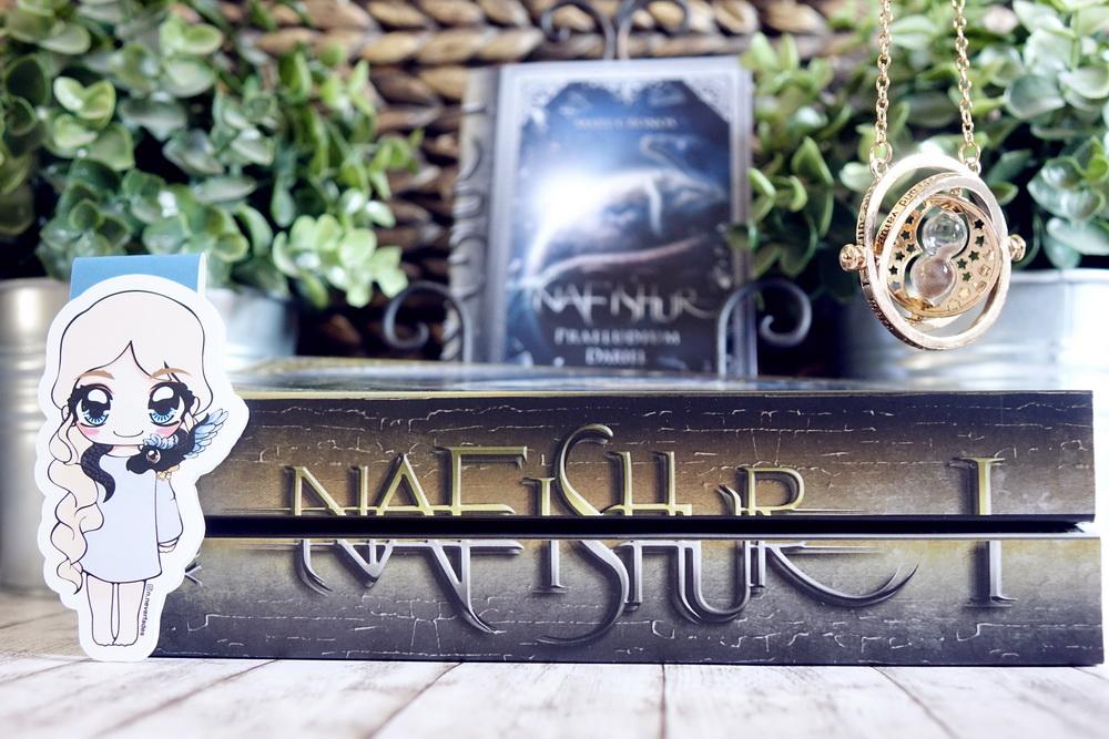 [Buchvorstellung] Nafishur – Praeludium von Mary Cronos