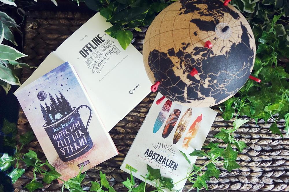 Die besten Reiseromane für den kommenden Sommer