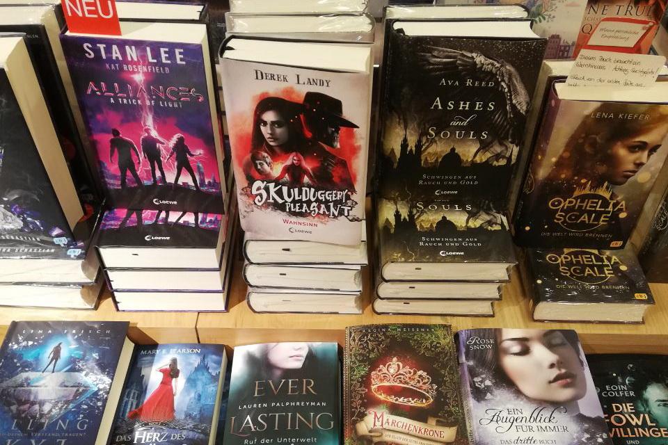 Wo du Bücher kaufen kannst, um den Autor am besten zu unterstützen