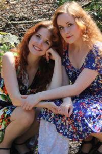 Dradra und Trici Autorinnen