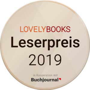 Lovelybooks Leserpreis in Kooperation mit Buchjournal