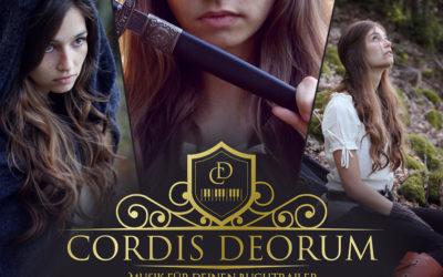 Motivierende Schreibmusik und ein eigener Titel für deinen Buchtrailer – Interview mit Komponist Cordis Deorum