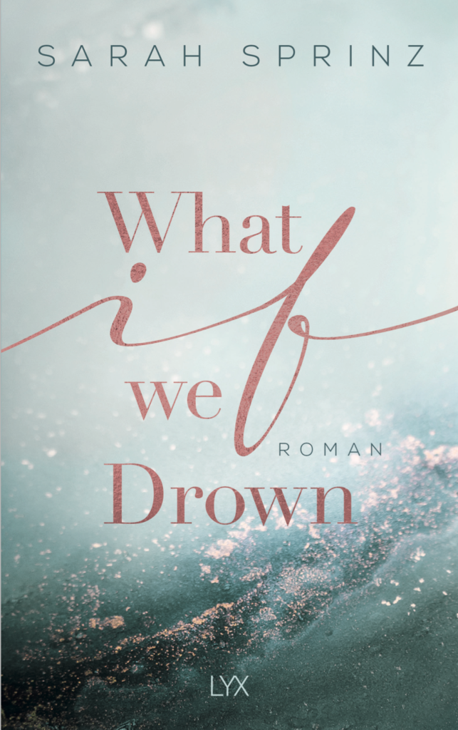 What if we drown, Kanada Bücher