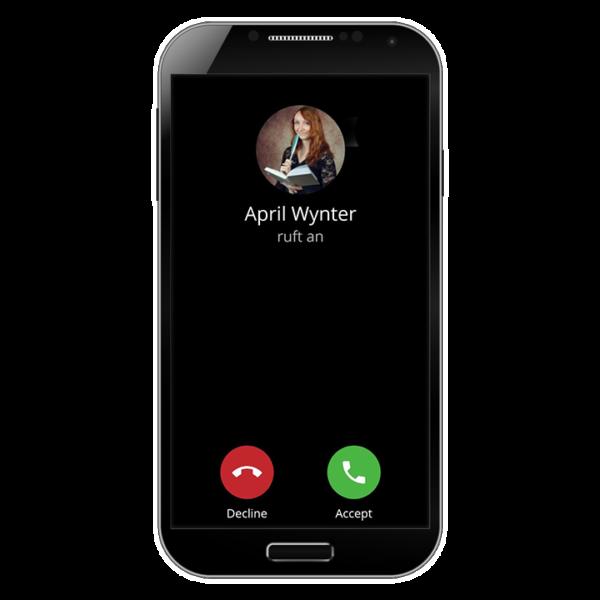 Tap Storie Nach oben fuehert auch ein Weg hinab Lively Story Vorschau Telefonanruf