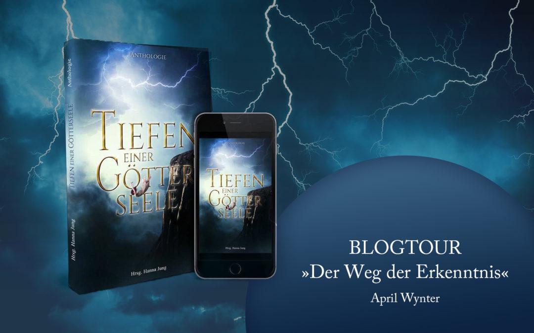 [Blogtour] Anthologie – In den Tiefen einer Götterseele