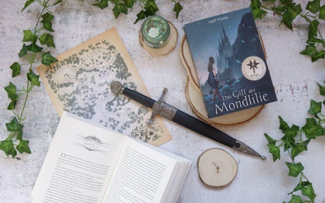 """Instagram Leserunde zu """"Das Gift der Mondlilie"""" im Juni 2021"""