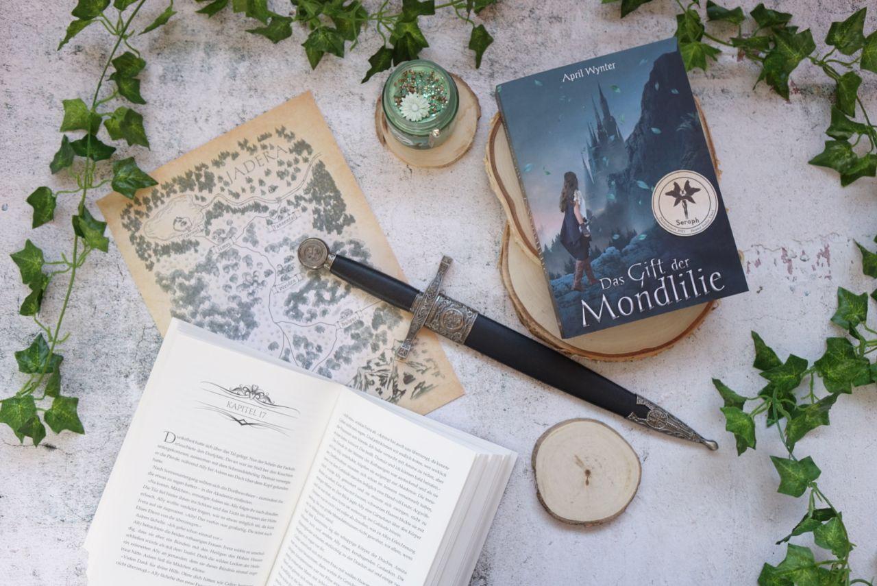 Das Gift der Mondlilie Leserunde auf Instagram 2021