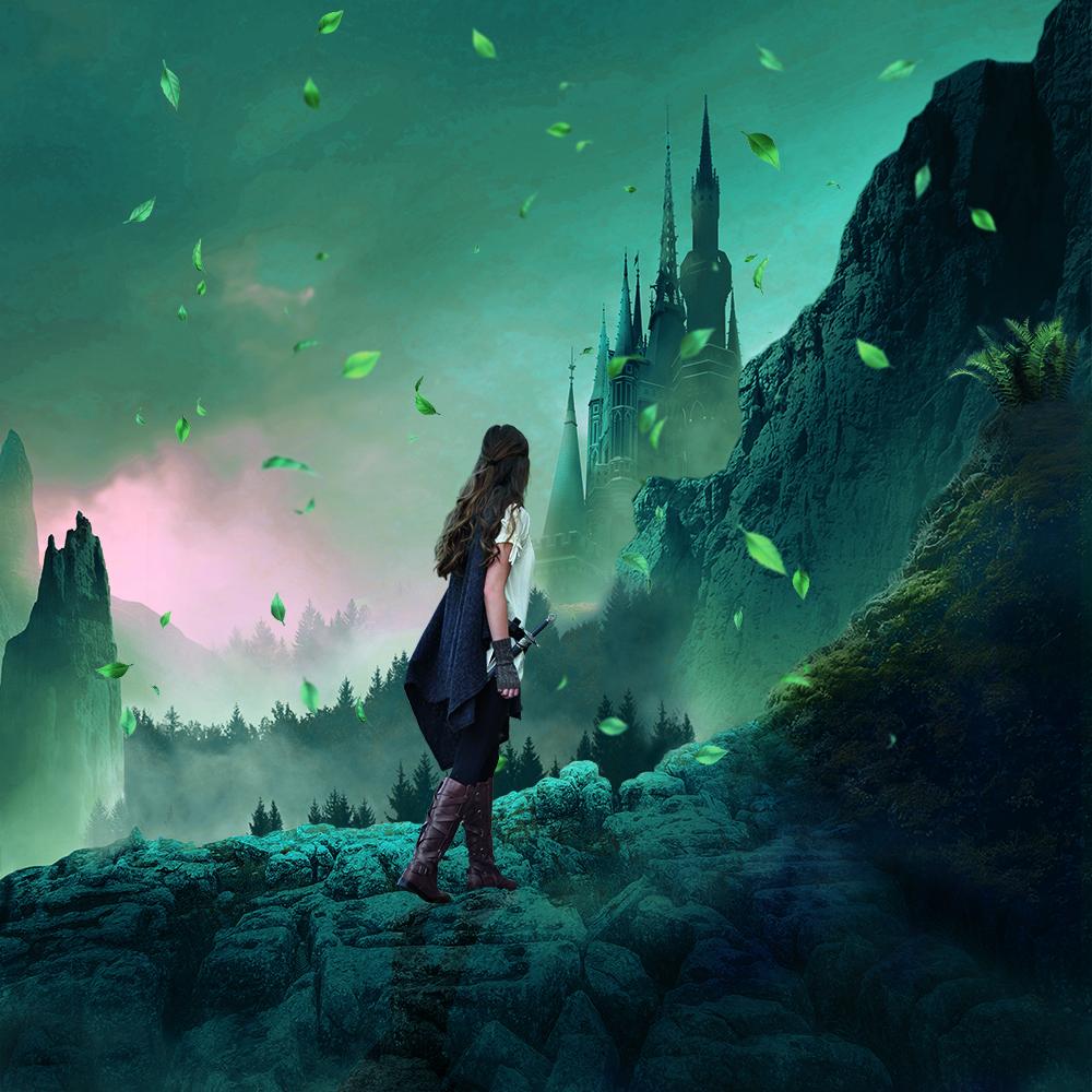 Land Jadera aus der Mondlilien und Drachenfeuer Fantasy Reihe