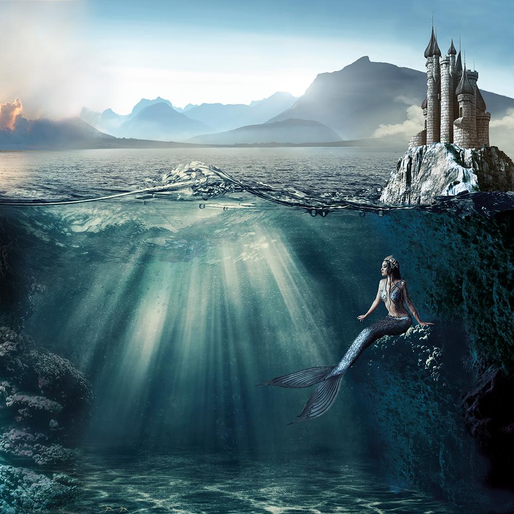 Land Tierra aus der Mondlilien und Drachenfeuer Fantasy Reihe